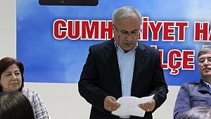Ali Osman Kıraş, CHP Çan İlçe Örgütü Başkanlığına Adaylığını Açıkladı