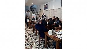 Bigada Esnaf Bilgilendirme Toplantıları Düzenlendi