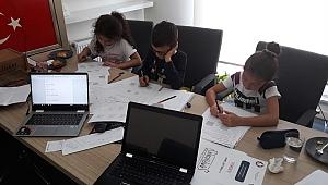 Çan Cumhuriyet İlkokulu Öğrencilerinden Büyük Başarı