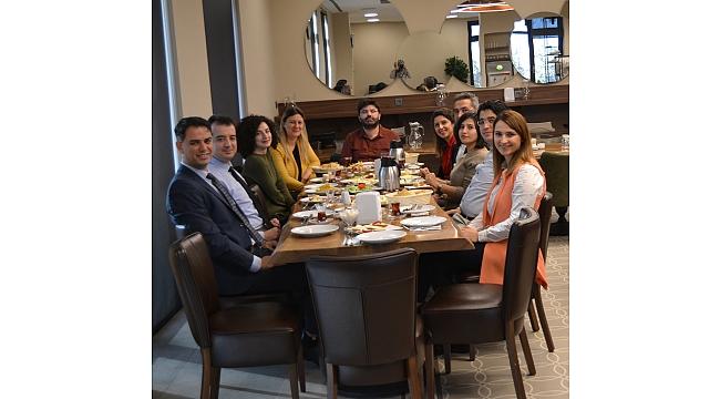 Çanakkale İşkur ''İk 17 Platformu'' 3. Toplantısı İçin Bir Araya Geldi