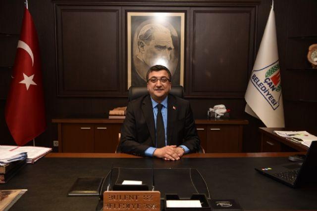 Çan Belediye Başkanı Bülent Öz'ün 5 Aralık Dünya Kadın Hakları Günü Mesajı