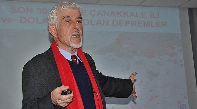 DEPREMİ BİR AY ÖNCEDEN BİLDİ!