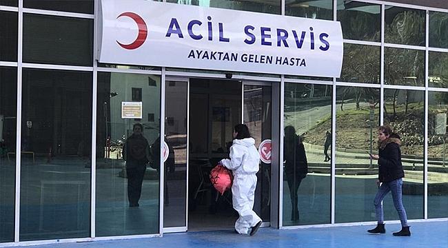 ÇANAKKALE'DE KORONAVİRÜS PANİĞİ!