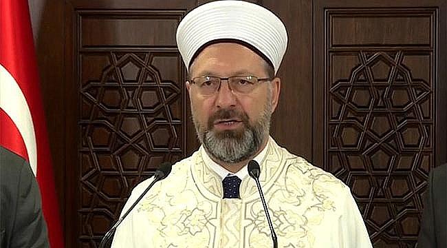 CAMİLERDE CEMAATLE NAMAZ KILINMASINA ARA VERİLDİ!