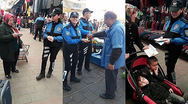 POLİS GÜVENLİK TEDBİRLERİNİ ARTTIRDI