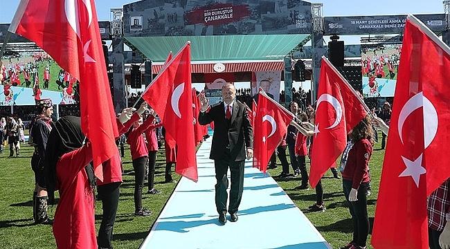 STADYUMDAKİ 18 MART TÖRENLERİ İPTLA EDİLDİ!