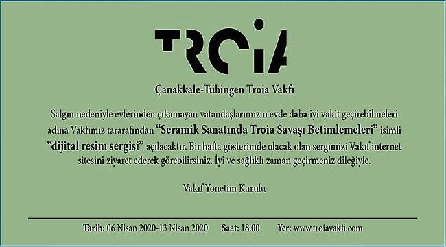 ÇANAKKALE'DE BİR İLK!