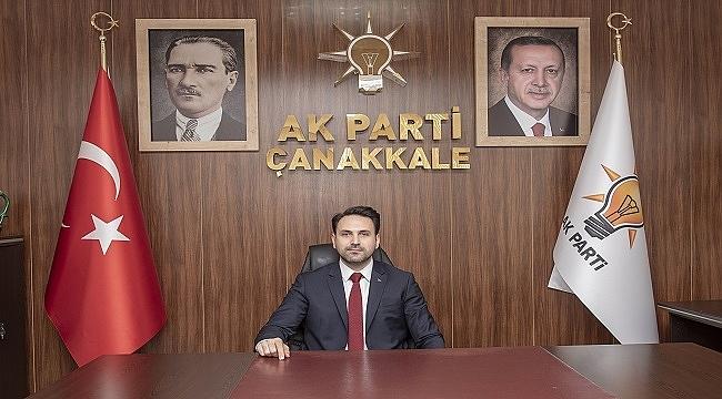 AK PARTİ İL BAŞKANI NAİM MAKASIN ANNELER GÜNÜ MESAJI !!