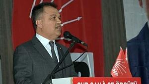 CHP ÇAN İLÇE BAŞKANI HARUN ARSLAN'IN RAMAZAN BAYRAMI KUTLAMA MESAJI