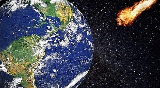 """NASA UYARDI; """"GÖKTAŞI DÜNYAYA YAKLAŞIYOR!"""""""