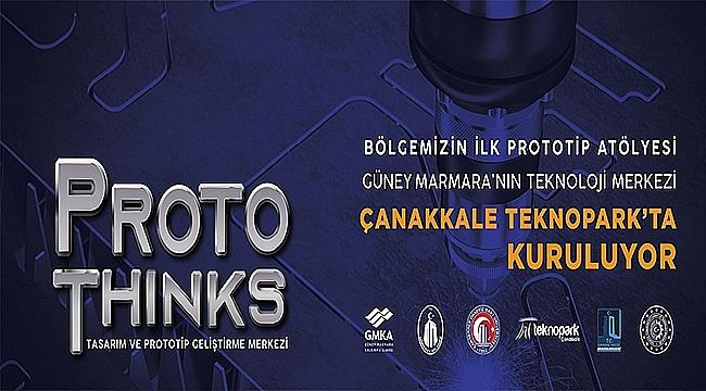 """""""PROTOTHINKS"""" İÇİN İMZALAR ATILDI"""