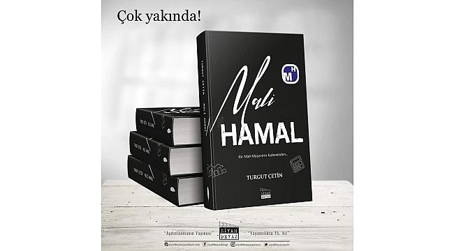 Turgut Çetin'in İlk Kitabı Çıkıyor