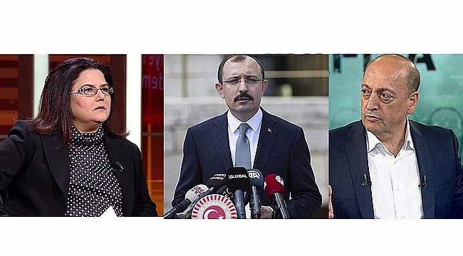 KABİNE'DE BEKLENEN DEĞİŞİKLİK GERÇEKLEŞTİ..!