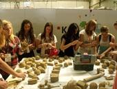 Yabancı Konuklar Çanakkale Seramik Fabrikalarını Gezdi