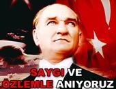 10 Kasım Atatürk'ü Anma  Günü Programı Belli Oldu
