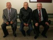 Kıbrıs Gazilerimizden Kaymakam Tat'a Ziyaret
