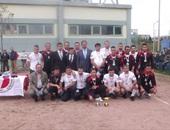Çan Termik Santralı Voleybol Turnuvası Sona Erdi