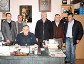 Kızılay'dan Çan Medya Grubu'na Ziyaret