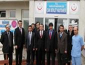Türk Ve Uysal'dan Çan Devlet Hastanesine Ziyaret