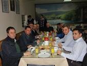Y.Çanspor'da Eski Ve Yeni Yöneticiler Yemekte Buluştu