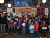 Çan Belediyesi 3. Satranç Turnuvası'nda Ödüller Sahiplerini Buldu